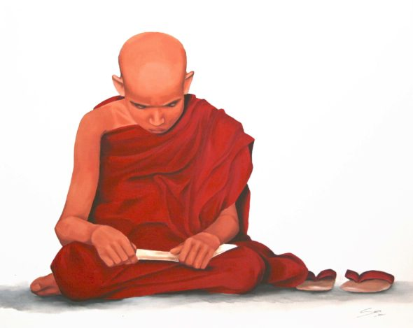 Monk Reading_small